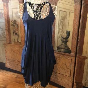 Michael Kors Navy Blue Dress/Coverup XS/S